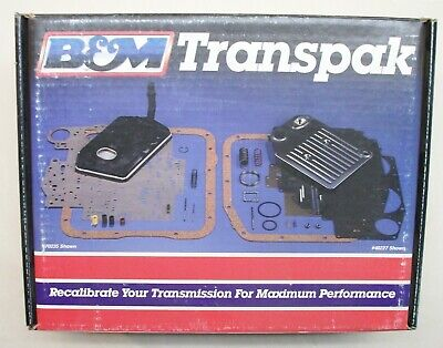 B&M Automatic Transmission Shift Kit 30228; for 1968-1981 Chevy TH ...
