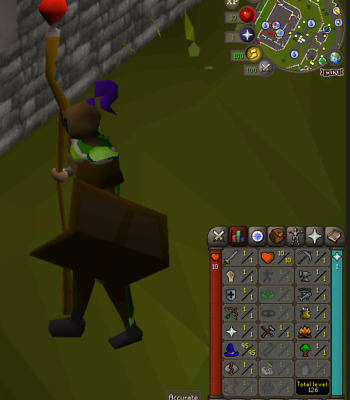 OSRS OLD SCHOOL Runescape 2007 Inferno and Fire Cape Service - $0 99
