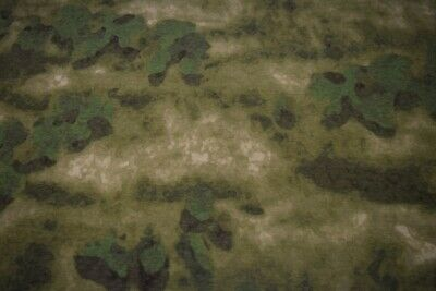 """A-TACS FG Camouflage Camo Net Cover Army Military 60/""""W Mesh Fabric Cloth"""