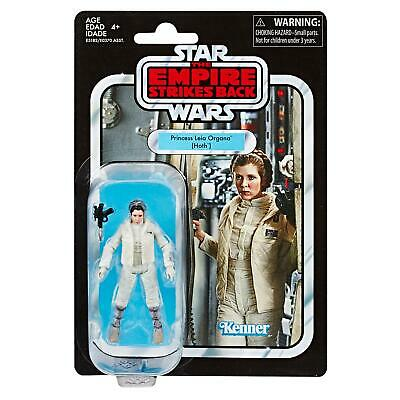 Star Wars The Vintage Collection Princess Leia Organa (Hoth) Figure 3.75 Inches