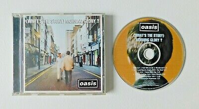 OASIS (What's The Story) Morning Glory? (CD, Album, 1995)