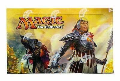 Magic: The Gathering Rivals of Ixalan Factory Sealed Booster Box MTG English