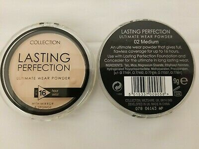 Collection Lasting Perfection Ultimate Wear 16H Powder | Medium 02 | 9g | Fair1