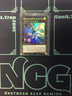 Yugioh-Number 38:Hope Harbinger Dragon Titanic Galaxy-Super Rare-CYHO ENSE2