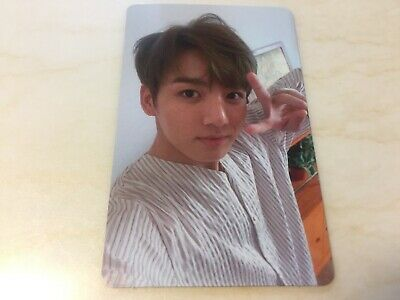 BTS JUNGKOOK [ Love Yourself HER Official Photocard ] L Ver / NEW, RARE/ +GIFT