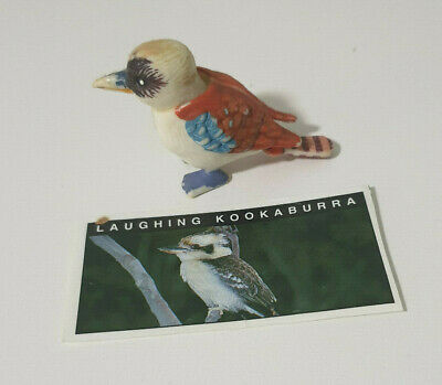 Kingfisher Variation Yowie Laughing Kookaburra Series 1 10 Years Late!!!!!