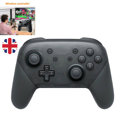 UK Wireless Controller Gamepad Joypad Joy Pro Con for Nintendo Switch Console MA