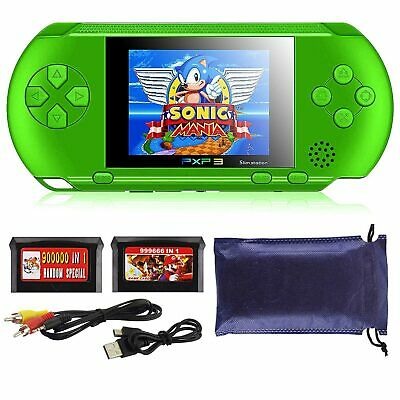 2019 Upgraded PXP3 Portable Handheld Video Game Console 16 Bit Retro Games