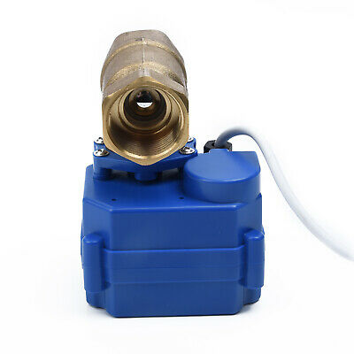 "Motorized Ball Valve G3/4"" Electrical DN20 DC12V CR02 Universal Replacement Set"