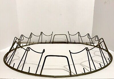 Vintage Weber Stephen Kettle Grill Corn N Tater Grilling Rack Cooking Accessory
