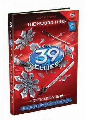 The Sword Thief by Peter Lerangis (Paperback, 2009)