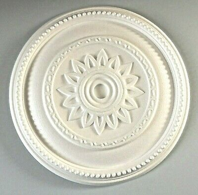 Polystyrene Ceiling Rose's - Lightweight East To Apply - 40cm - 50cm