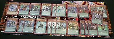 40 card Pendulum Magician Deck plus side and extra!  Tournament competitive!