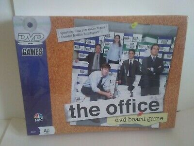 The Office DVD Board Game Sealed NEW Pressman 2008