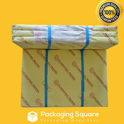 1200pcs Chinese Greaseproof Paper 400x220mm White 26gsm 1/3 Out Sandwiches Wrap