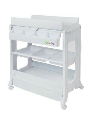 4Baby Deluxe Bath Changer White
