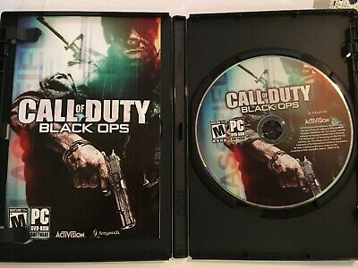 Call of Duty: Black Ops (PC, 2010)