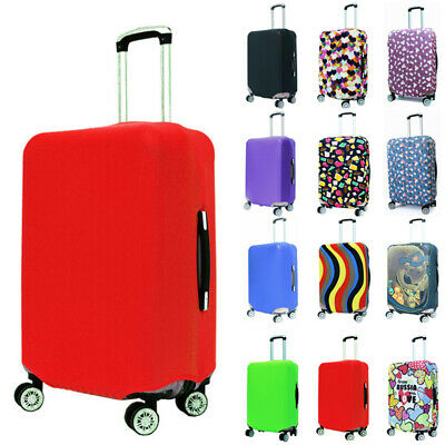 """Elastic Luggage Suitcase Cover Protective 28""""- 30"""" Bag Dust-proof Case Outdoor #"""