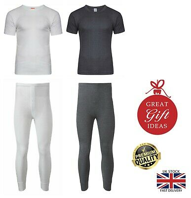 New Kids Thermal Short Sleeve Winter Underwear T-shirt or Long Johns Bottoms