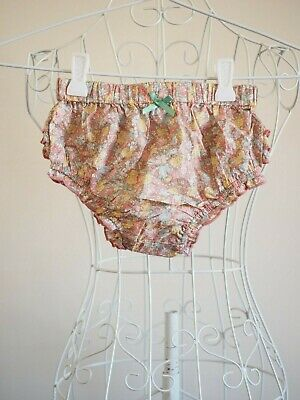 """Petite Papinella"" Size 12-18m, Girl's Vintage Nappy Cover, Brand New WT,Bargain"