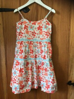 Miobic Lovely Girls Dress Age 6 Yrs 100% Cotton