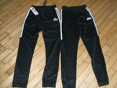 2 Lonsdale Skinny Jogger Pants 13year-New with tags