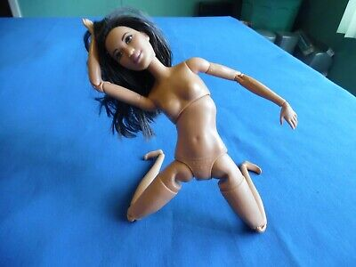 Barbie Made To Move Nude  Doll
