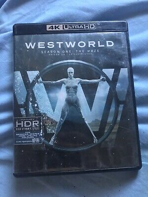 Westworld: The Complete First Season (4K Ultra HD)