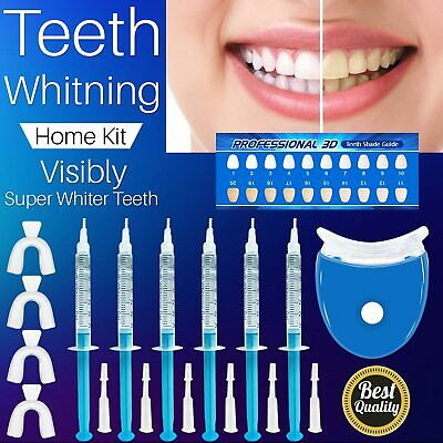Teeth Whitening Dental Bleaching System Oral Gel Tooth Whitener Kit