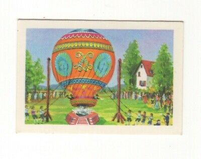 Australia Aviation Card. French balloonists Rozier and D'Arlandes - 1783