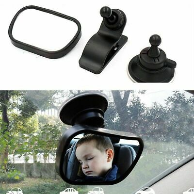 Car Mirror Baby Safety View Back Seat Mirror Baby Facing Rear Ward Infant