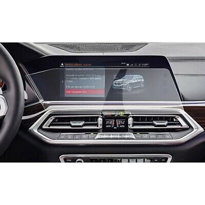 For BMW X5 G05 12.3inch car navigation touch screen tempered glass protect film