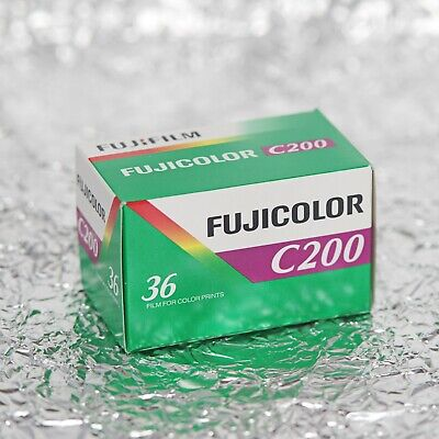 *BEST PRICE* Fuji C200 (36 EXPOSURES) 35mm film