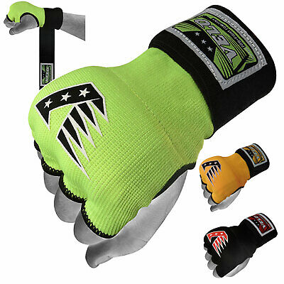 VELO Hand Wraps Bandages Boxing Inner Gloves Muay Thai MMA Mexican Stretch Pink