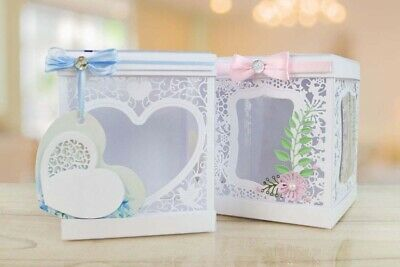 Tattered Lace Flectere Gift Box Die Set