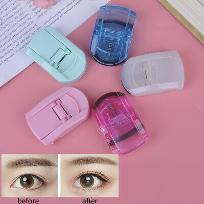 Mini Eyelash Curler Clip Portable False Eyelashes Curling Cosmetic Makeup ToolXM