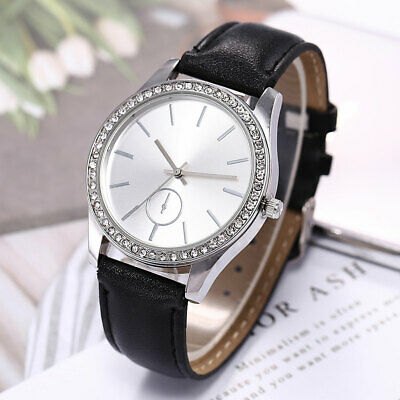 Shiny Fashion Women Girl Classic Quartz Silica Gel Wrist Watch Bracelet Watches