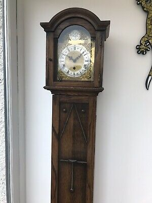 Antique grandmother clock , TEMPEST FUGITT Collection Is Glasgow Or Stirling