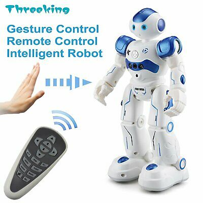Threeking Smart Robot Toys Gesture Control Remote Control Robot Jjrc Robot Gift