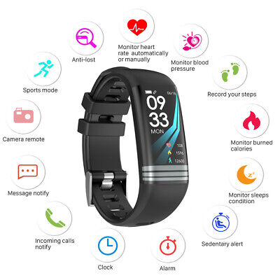 Smartwatch Impermeable Reloj inteligente Fitness Tracker G26S Android IOS iphone