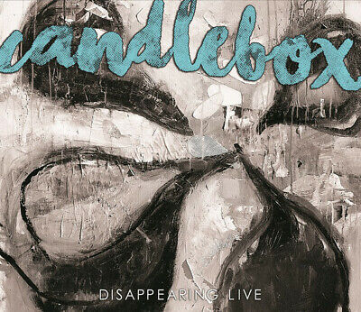 Candlebox - Disappearing Live CD - SEALED Alternative Rock Album