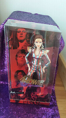 David Bowie Ziggy Stardust Barbie Doll - Limited Edition