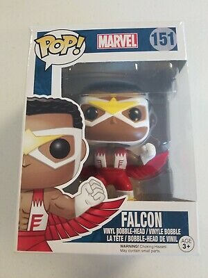 Funko POP! Marvel Comics Falcon #151