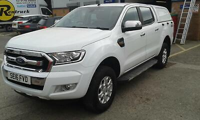 2016 Ford Ranger Pick Up Double Cab XLT 2.2 TDCi Double Cab Pick up Diesel Manu