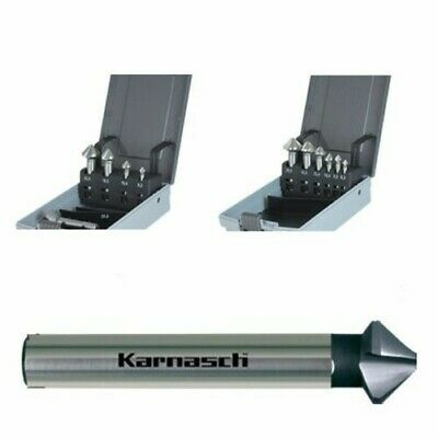 5er & 6er Set Sinker Countersink Deburring 90° Hss-Xe Cbn Rapid Cut Ø 6,3 - 25mm