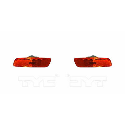 Fits 1998 - 2004 - Lexus GS300 Side Marker Light Pair Side (DOT) -