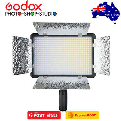 AU STOCK *Godox LED 500 LRC Video LED Light (3200-5600K)