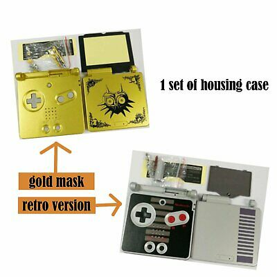 For GameBoy Advance SP Classic NES Limited Edition Replacement Housing Shell Kit