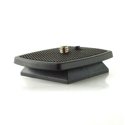 Camera DSLR SLR Tripod Quick Release Plate Screw Adapter Mount Head N2C