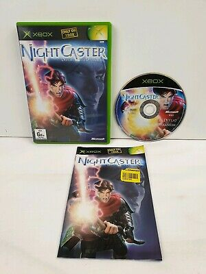 Nightcaster Defeat the Darkness - Microsoft Xbox PAL Complete (Pre-Owned)